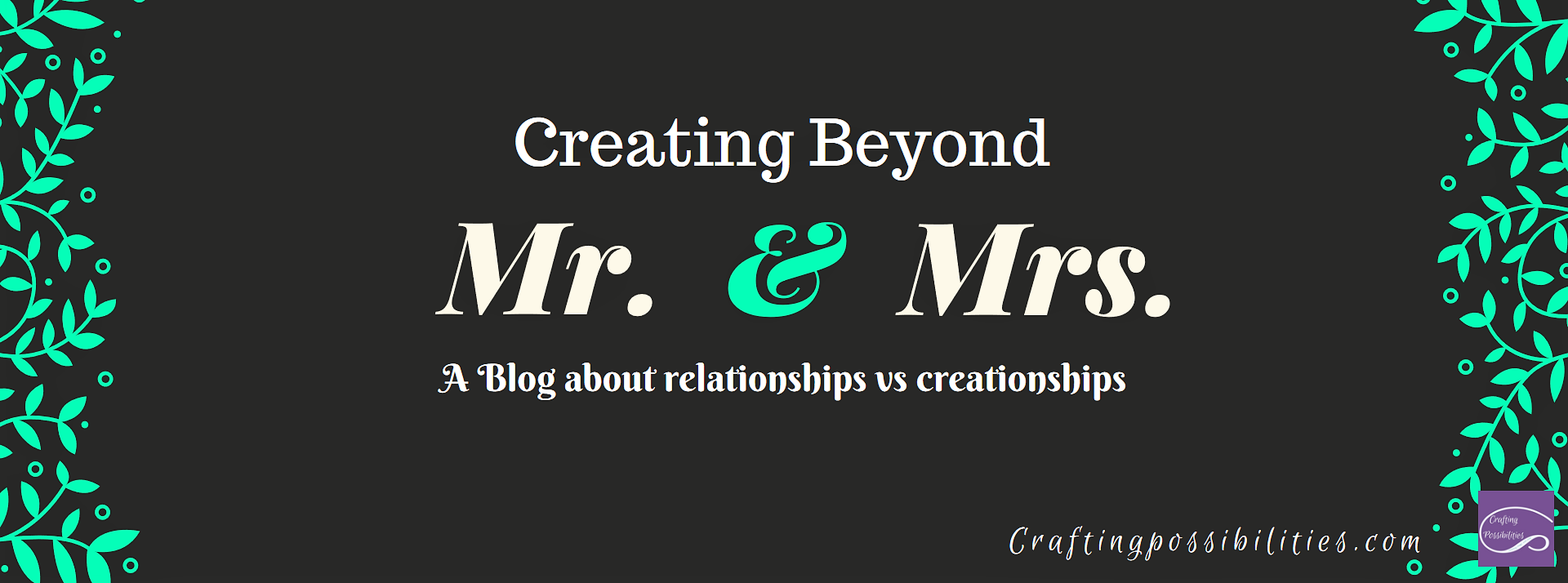 Creating beyond Mr and Mrs