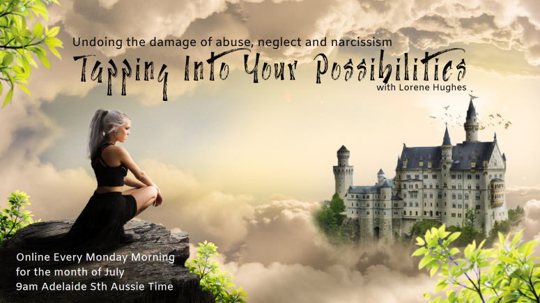 Tapping Into Your Possibilities