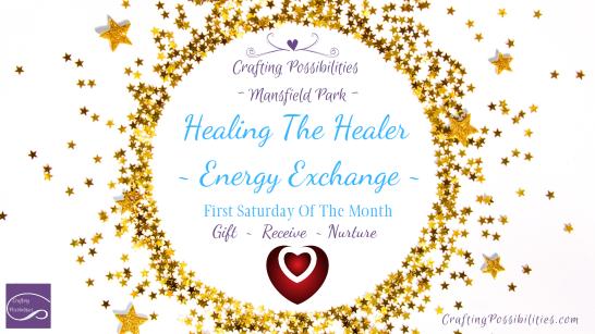 Healing The Healer ~ Energy Exchange ~ MP