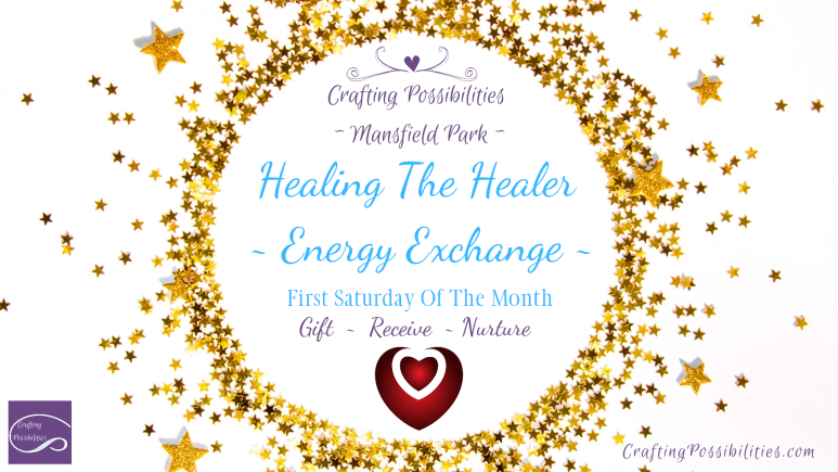 Healing The Healer ~ Energy Exchange ~ MP