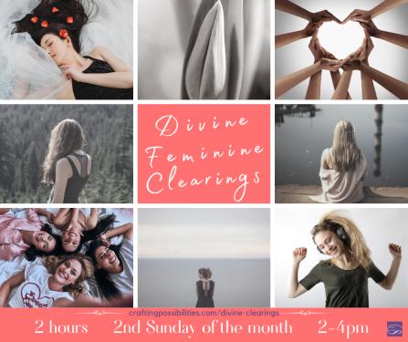 Lorene Hughes Divine Feminine Clearings
